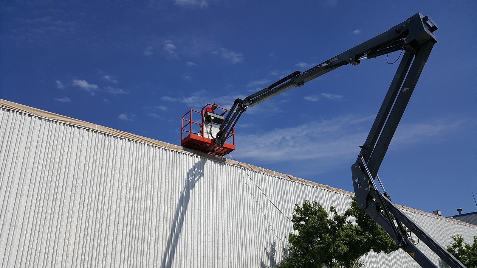 Wertz-Painting-Commercial-Exterior-Aerial-Work-Platform-Cinci-Dayton