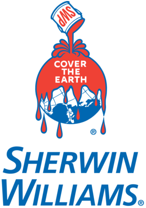 Wertz-Painting-uses-Sherwin-Williams-Cover-the-Earth-Logo